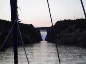 Kanal von Korynth